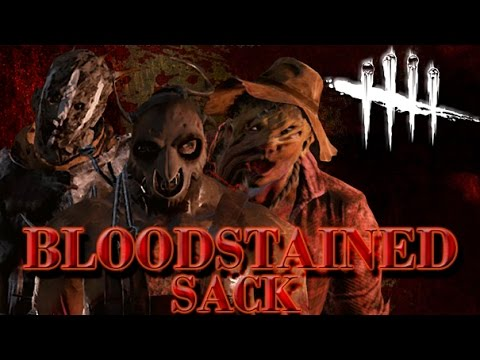 Bloodstained Sack DLC Killer Costumes! - Dead by Daylight - Killer #32 Hillbilly & Wraith