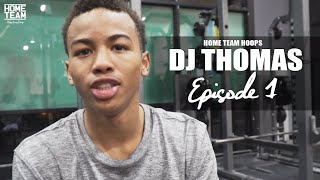 "DJ Thomas: Episode 1 ""Intro"" Class of 2024 Point Guard"
