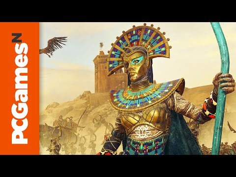9 new things about the Tomb Kings | Total War: Warhammer 2