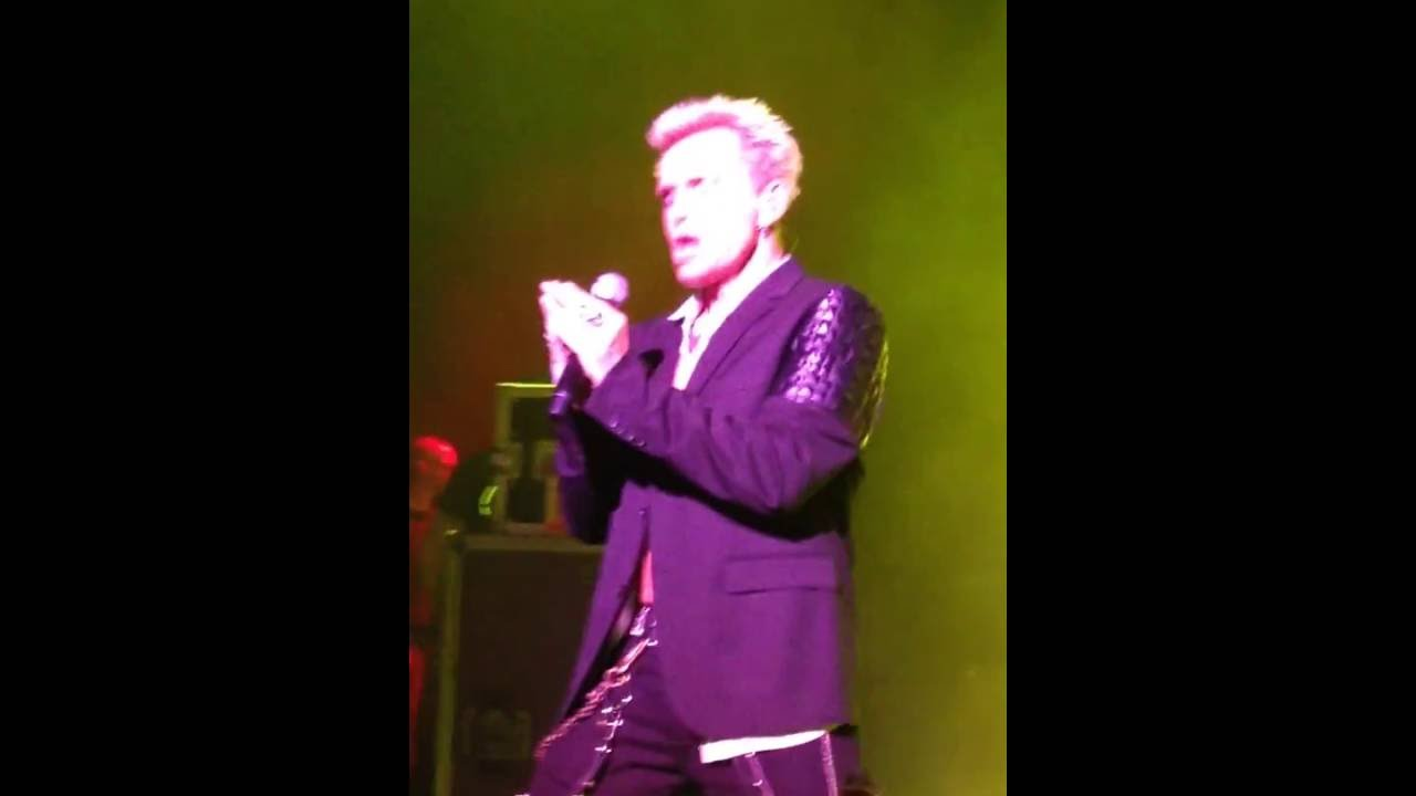 Billy Idol Eyes Without A Face Ojos Sin Rostro