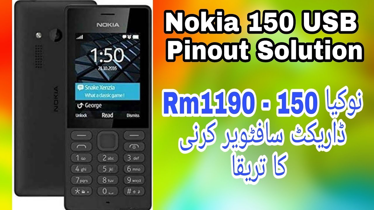 Remove Nokia 105 Security Code Unlock Remove Rm – Dibujos Para Colorear