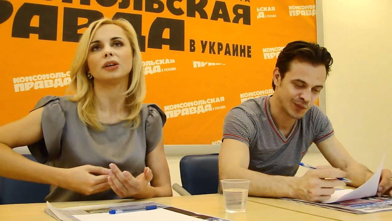 Лилия Ребрик и Андрей Дикий - 1