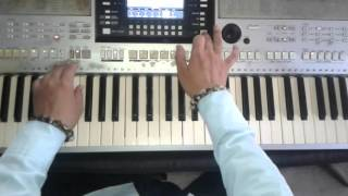 hướng dẫn đệm hát organ lời tỏ tình dễ thương 1 cực chuẩn