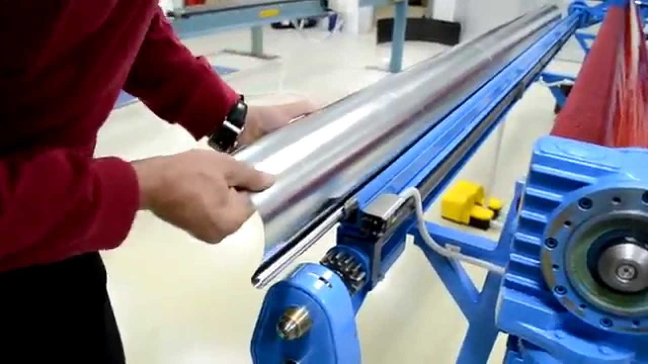 Gutter 333mm Production Youtube