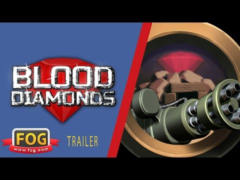 Blood Diamonds Trailer Game Trailer