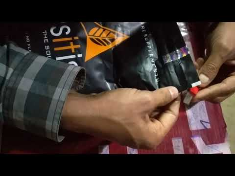Asitic why protein unboxing by pigi app