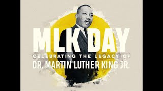 Community Service for Martin Luther King Jr. Day