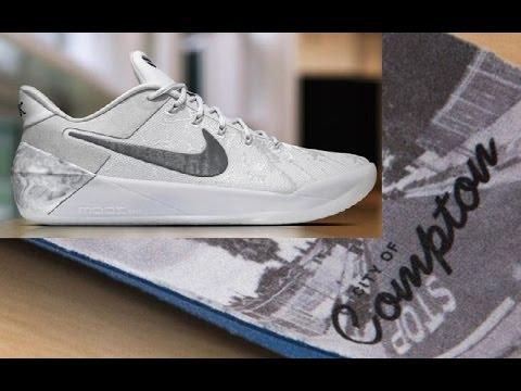 3624a582a84b Nike Kobe A.D. Demar Derozan