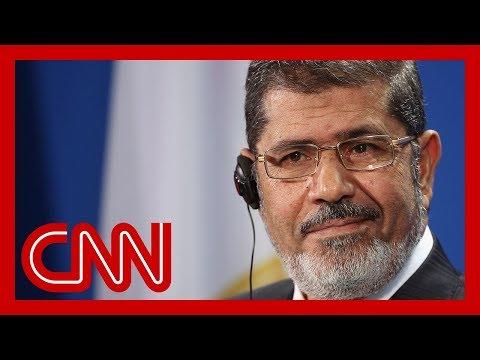 Mohamed Morsy, ousted
