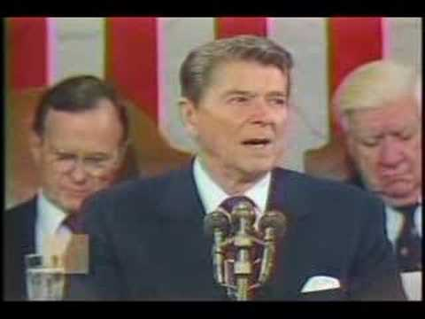 President Ronald Reagan - Speech on the Geneva Summit