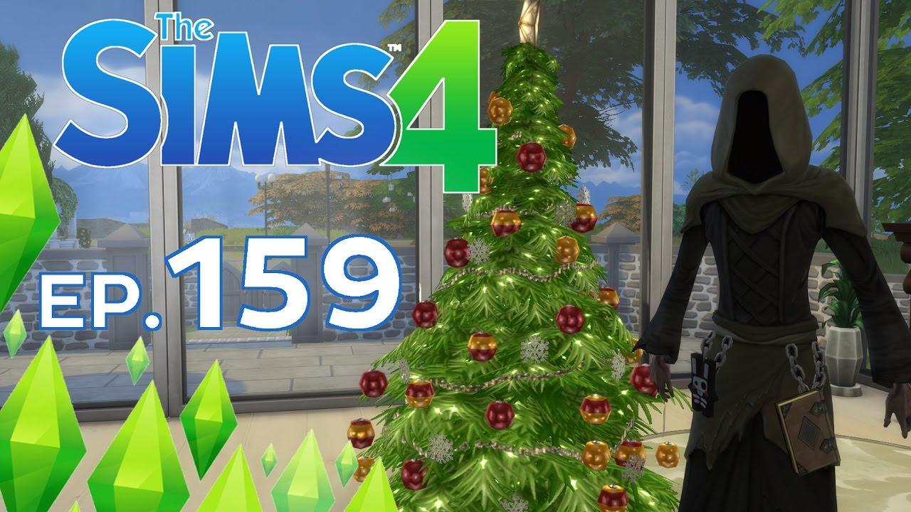 Albero Di Natale The Sims 3.The Sims 4 Ogni Natale Una Disgrazia Ep 159 Gameplay Ita Youtube