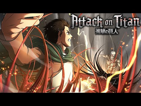 Attack on Titan: YOUSEEBIGGIRL/T:T (Apple Seed x Vogel Im Kafig) | EPIC COVER