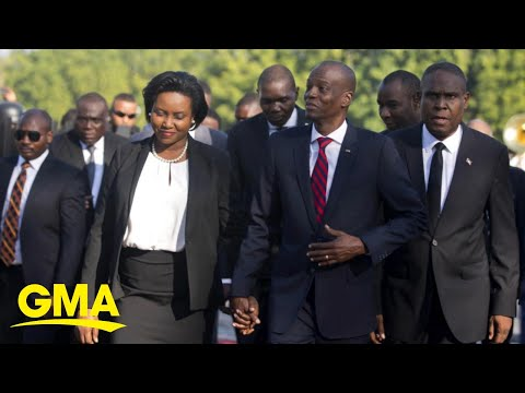 4 killed after assassination of Haitian president   GMA
