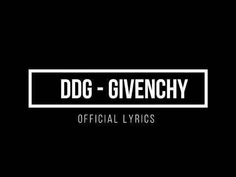 DDG-Givenchy Lyrics