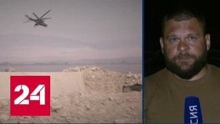Коалиция вновь нанесла удар по проправительственным силам в Сирии