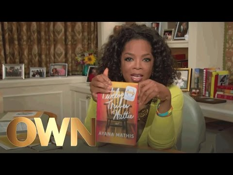 Oprah Announces Her Second Pick For Oprah's Book Club 2.0! | Oprah's Book Club | OWN