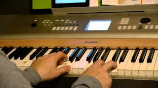 "Easy-to-Play Piano ""What a Day That Will Be"" (Matt McCoy)"