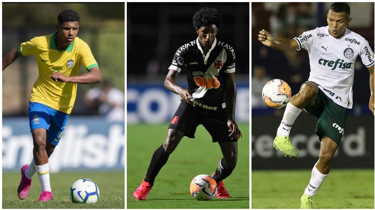 Download The Next Generation Of Brazilian Entertainers In Football 2021 (HD)