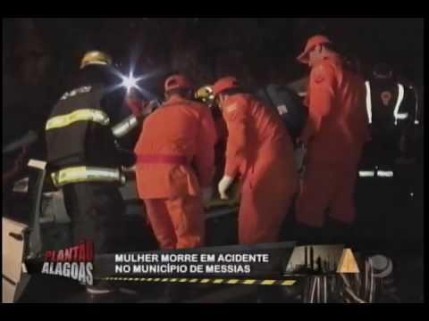 Grave acidente em rodovia alagoana faz uma vítima fatal.