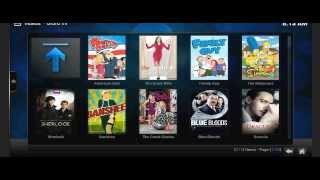 XBMC Installation on Android Mobile Device (Sony Xperia S)