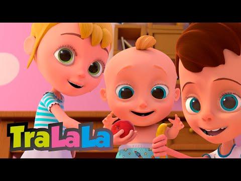 Jocul vocalelor - 30 MIN Cântece educative pentru copii mici de grădiniță | TraLaLa
