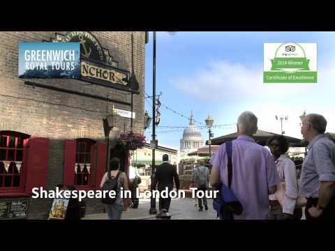 Greenwich Royal Tours - Law in London, Shakespeare In London and Secret Gardens of London