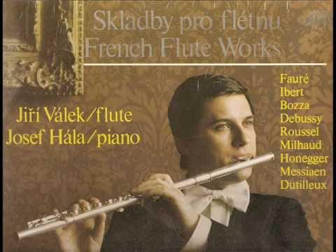 dutilleux sonatine Henri dutilleux sonatine 1st mvt, allegro 2nd mvt, andante 3rd mvt, anime emmanuel pahud-flute eric le sage-piano.