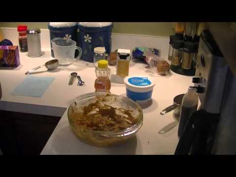 How To Make Penut Butter Birthday Cake For Dogs!