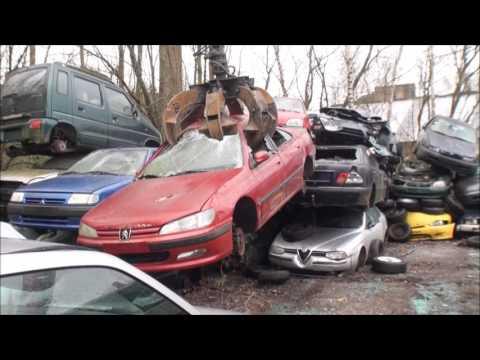 Destruction des véhicules  Janvier 2017