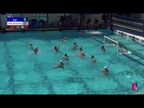 USA University vs. 6th - California/Golden Bear | 2018 National League