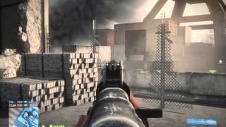 Battlefield 3 начал играть в плюс. Часть 2.