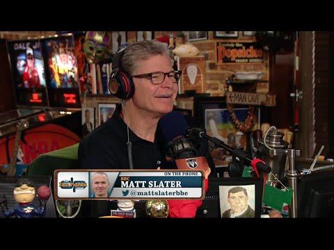 Matt Slater on The Dan Patrick Show (Full Interview) 5/27/15