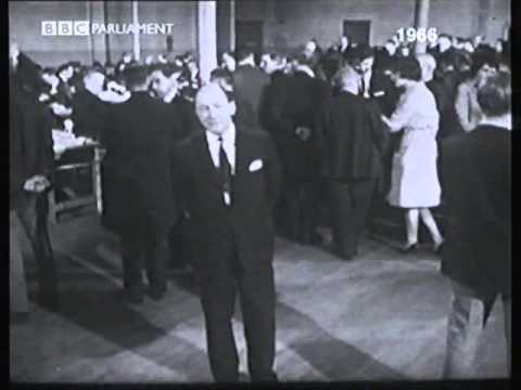 BBC General Election 1966 opening
