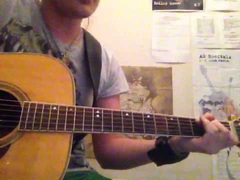 Muse - Knights Of Cydonia - Zak Robinson - Acoustic Cover.