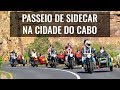 Passeios em Cape Town: Tours de Sidecar (c/ Tim Clarke - Cape Side Adventures)