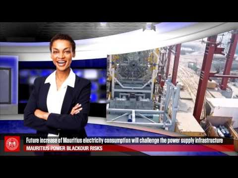 Mauritius Power Blackout Risks