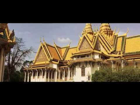Royal Palace • Phnom Penh • Cambodia