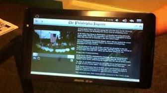 Arnova 10 G2 & Philadelphia Media Network