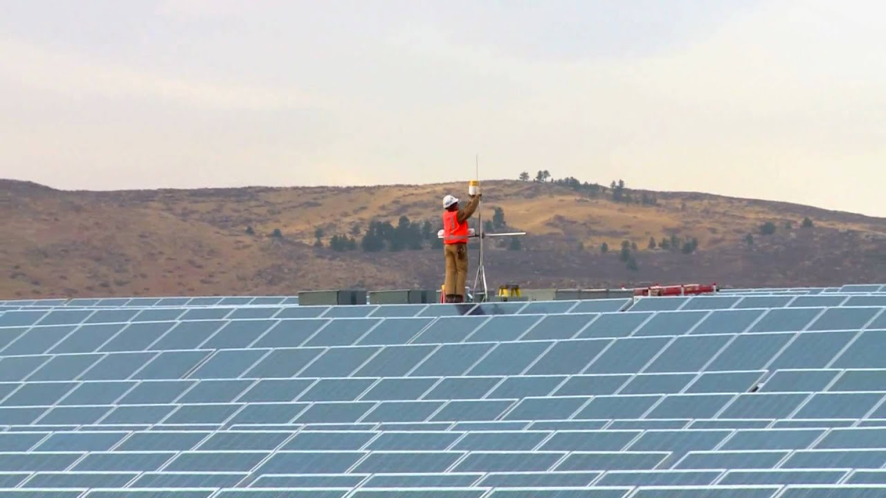 Ramble Colorado State University Hosts e of st Solar
