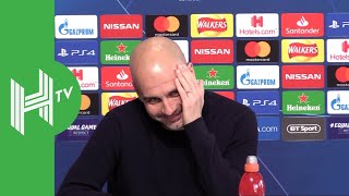 Pep Guardiola: Manchester City are still 'teenagers' in Champions League!