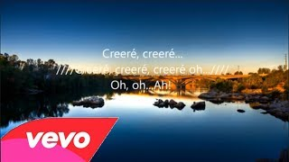 Tercer Cielo - Creere (Lyrics Video)