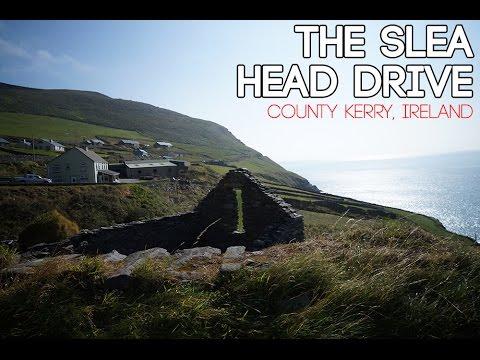 The Slea Head Drive, Dingle, County Kerry, Ireland - GoPro Hero 3 White