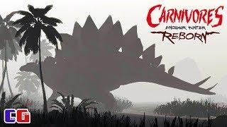 Охотник на динозавров #3 ОПАСНАЯ ОХОТА В ТУМАНЕ! Игра Carnivores: Dinosaur Hunter Reborn
