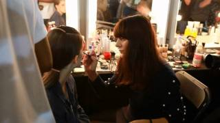St. Tropez backstage at Henry Holland S/S 2012 Thumbnail