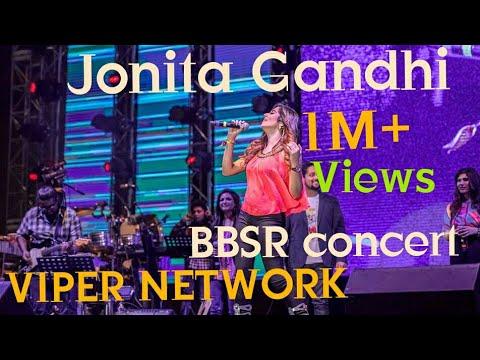 Jonita Gandhi Live Concert in Bhubaneswar,Odisha,India