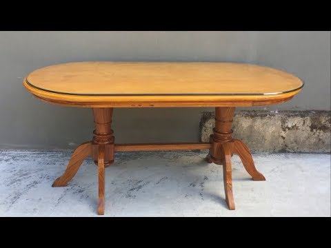 Amazing Skills Building Furniture From Hardwood - How To Bui