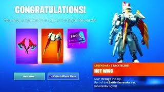 "How To Unlock FREE ""FORTBYTES REWARDS"" in Fortnite! NEW FORTBYTES CHALLENGES! (Fortbytes Rewards)"