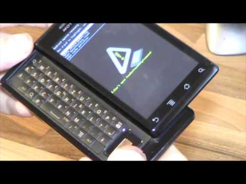 Rooting Motorola Milestone