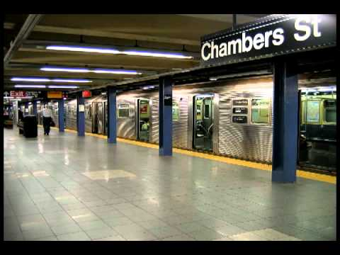 Subway station ambient sound effect