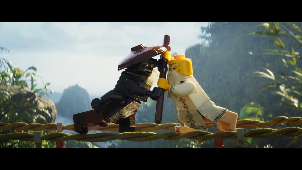 LEGO® НІНДЗЯГО ФІЛЬМ. Другий трейлер (український) HD
